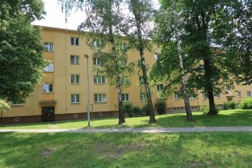 Obrázek nemovitosti: 2+1 os. vl. OSTRAVA, ul. Mitušova
