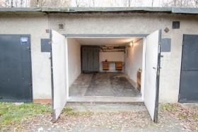 Obrázek nemovitosti: PRONÁJEM GARÁŽE ul.Studentská